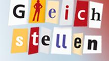 Logo Gleichstellen