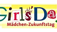 Logo zum bundesweiten Mädchen-Zukunftstag