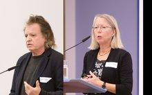 Prof. Dr. Fritz Böhle und Dr. Margit Weihrich, Universität Augsburg