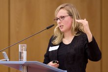 """Ricarda Scholz, DGB-Projekt """"Was verdient die Frau"""""""