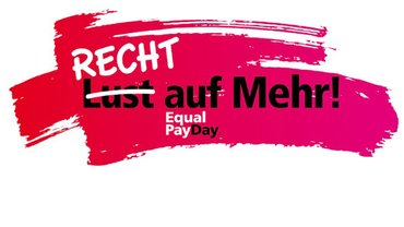 Equal Pay Day Logo