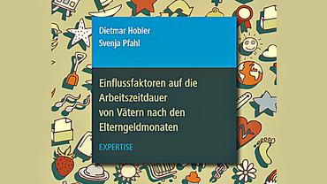 Cover der Expertise zur Familienarbeitszeit