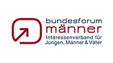 Logo des Bundesforums Männer