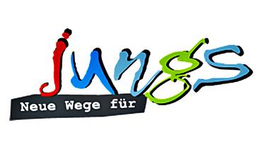 Logo des bundesweiten Netzwerks und Fachportals zur Berufswahl und Lebensplanung von Jungen