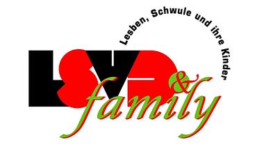 Logo Lesben- und Schwulenverband Deutschland