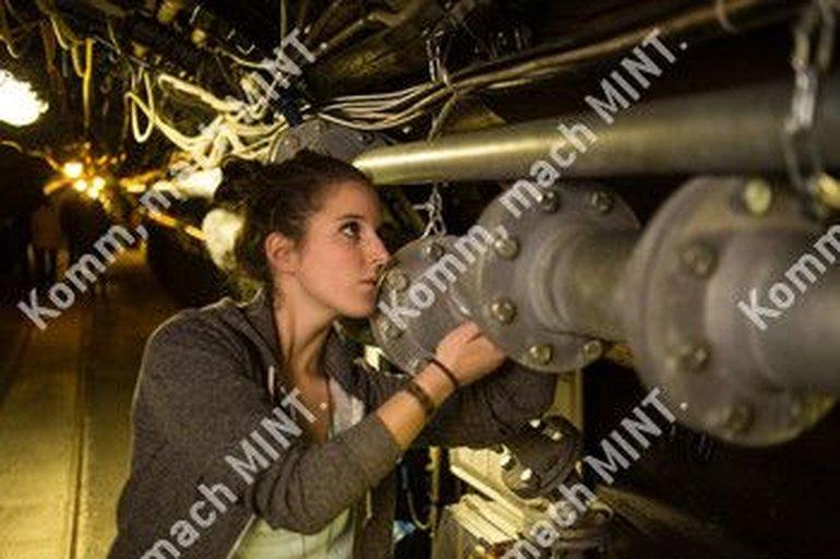 Zukunft der Fachkräftesicherung: Junge Frauen in MINT-Berufen