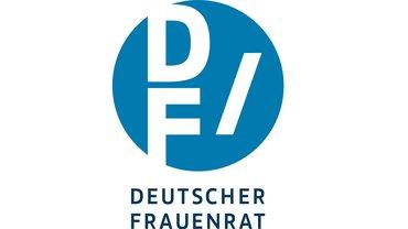 Deutscher Frauenrat Neues Logo