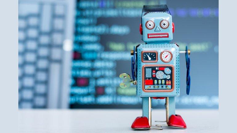 Computer Algorithmus Digitalisierung Roboter
