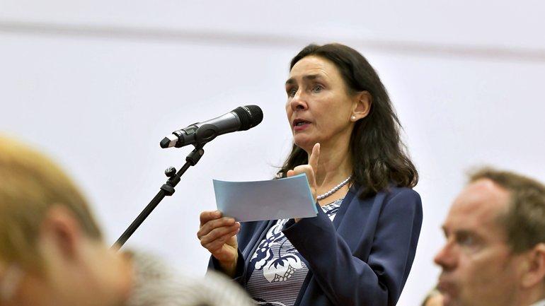 Ute Brutzki, Bereichsleitung Genderpolitik beim ver.di Bundesvorstand