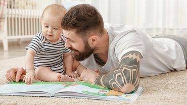 Vater Kind Elternzeit