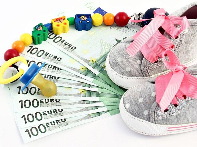 Kindergeld Elterngeld Familie