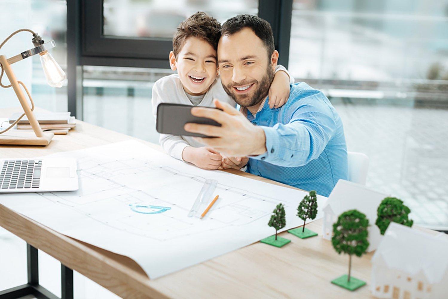 ver.di – Väter und Vereinbarkeit