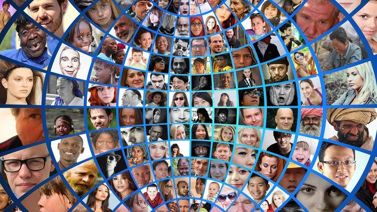 Diversity Vielfalt Collage